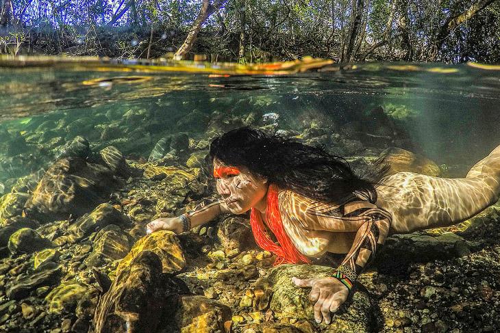 Бразильские племена: в гармонии с природой