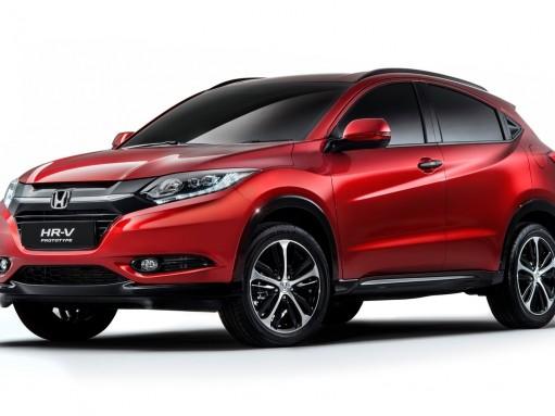 Honda показала европейскую версию компакт-кроссовера HR-V