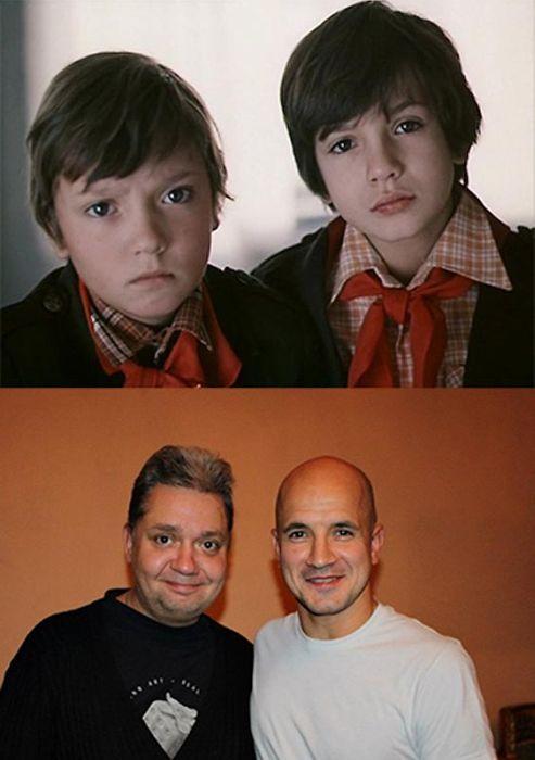 Как сейчас выглядят советские актеры из нашего детства