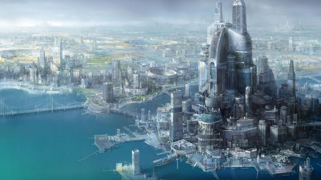 Какими могут стать города будущего, если человечество не уничтожит само себя