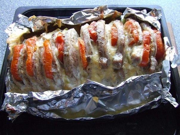 Мясо «Гармошка» — вкуснятина…