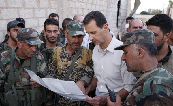 На сделку с совестью. Боевики объединяются с Асадом для борьбы с Нусрой. Сирийская армия возвращает нефтяные месторождения под свой контроль