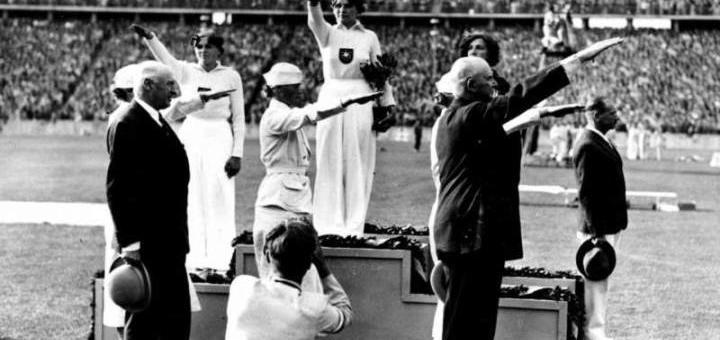 Идолохульство Олимпиады