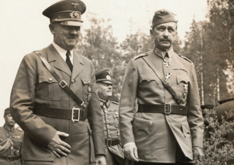 Почему Сталин лично вычеркнул Маннергейма из списка военных преступников