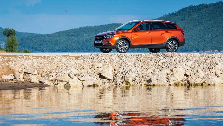 Немецкая пресса оценила российскую Lada Vesta