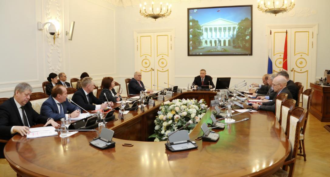 Беглова назначил Серова и Мовчана советниками губернатора Санкт-Петербурга