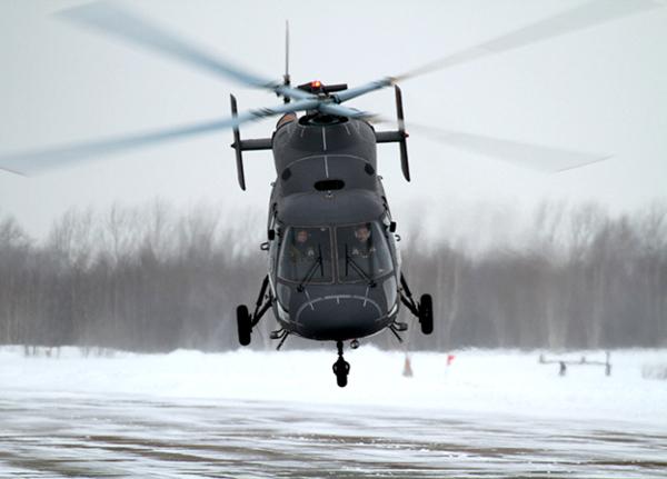 «Вертолеты России» поставят 27 машин в лизинг