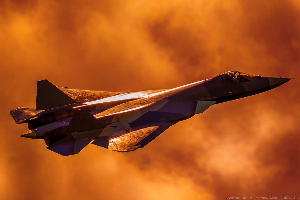 Су-57 получил апгрейд