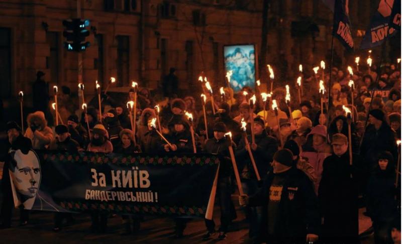 """В Киеве готовятся объявить 2017 год """"годом УПА"""""""