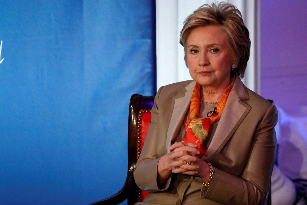 Клинтон о проигрыше на выборах: Путин сговорился с Ассанжем, чтобы сделать мне больно