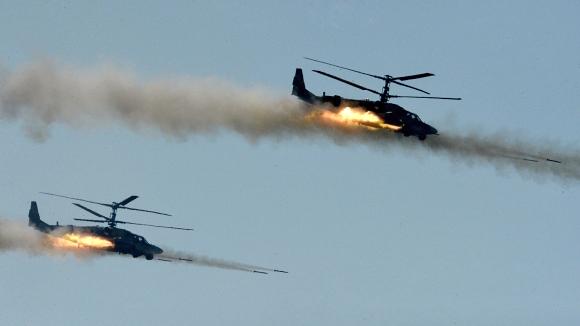 Российская армия испытает в Сирии сверхдальнобойные ракеты