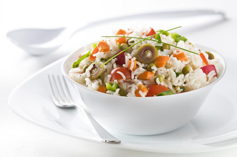 Постные рецепты из риса
