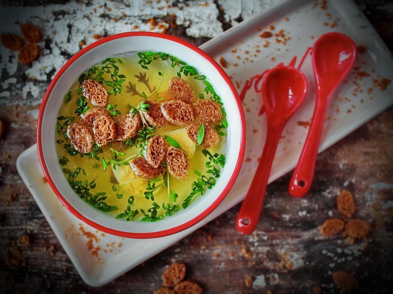 Эффективные супы для праздничных дней