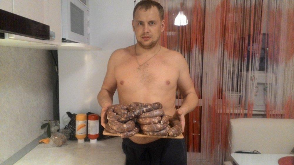 Шикарные колбаски!