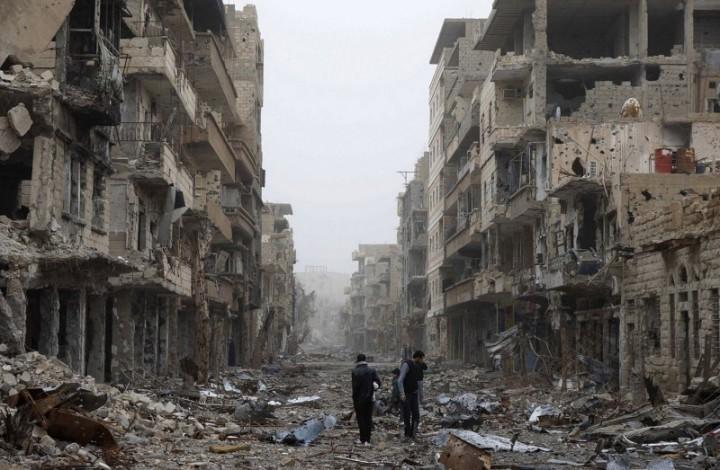 Запад тихо «сливает» Сирию