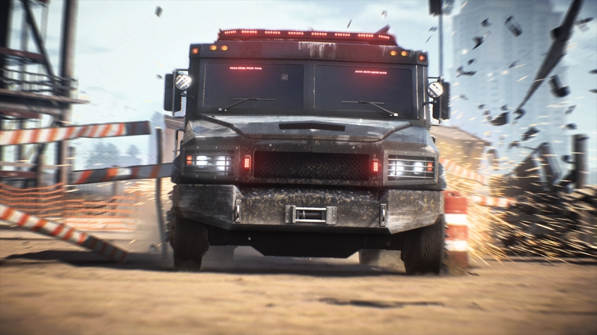 В Need for Speed: Payback игроки смогут отключать повторы автоаварий