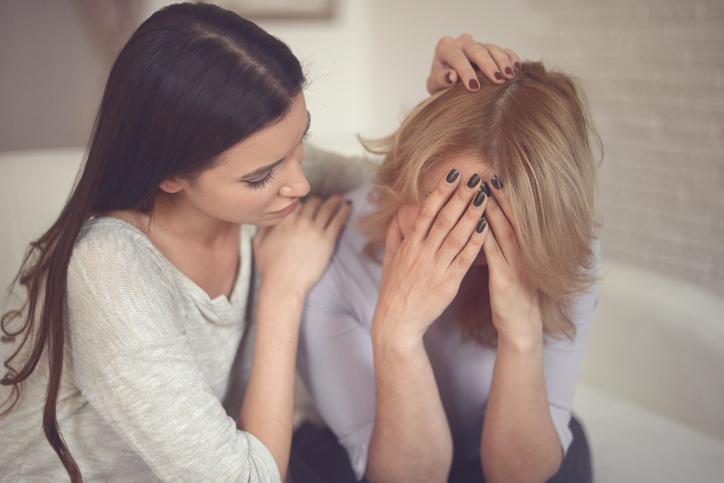 Мы не умеем этого делать или Как утешить друга
