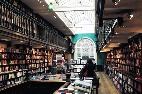 Самые необычные книжные магазины мира