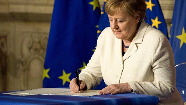 Меркель рассказала, при каком условии готова покинуть пост канцлера