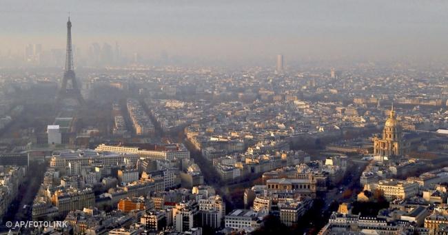 В Париже весь общественный транспорт стал бесплатным по совсем простой причине