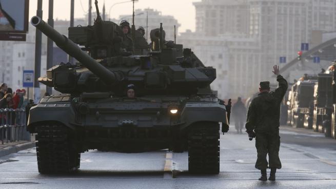 Stern удивила бронестойкость российских танков и хрупкость американских