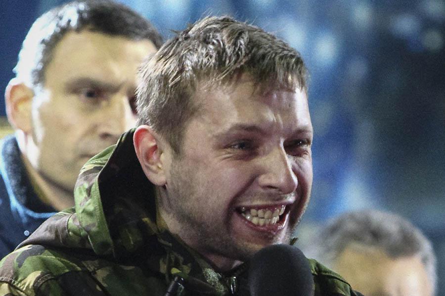 Парасюк заранее раскрыл цель захвата украинскими боевиками ДФС