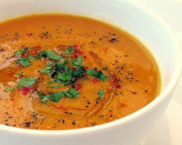 Турецкие супы пюре рецепты с фото