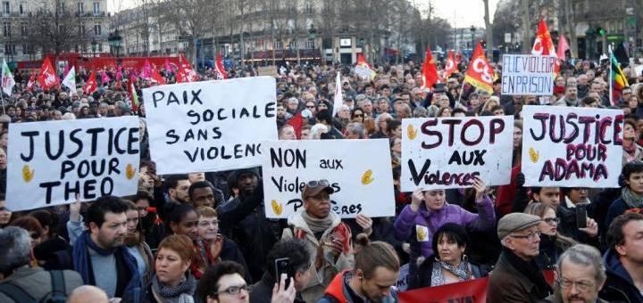 Майдан для Франции, Макрон для лохов