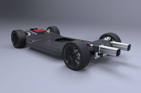 Williams разработала собственную платформу для дорожных электрокаров