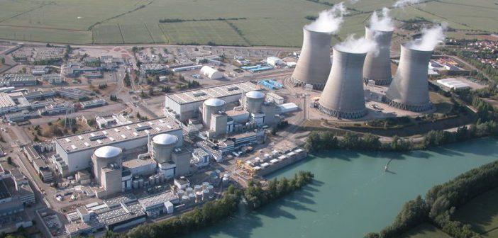 Во Франции загорелся ядерный реактор