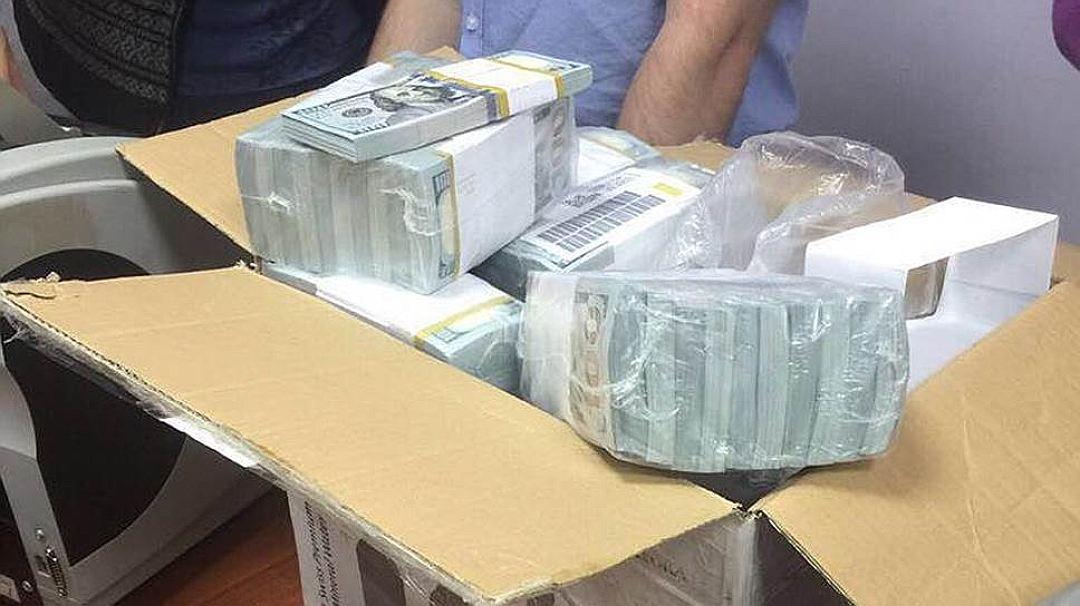 Деньги ФРС у Захарченко для финансирования беспорядков