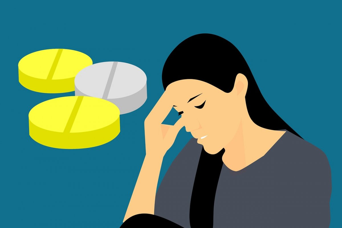 Ожирение увеличивает риск тяжелых головных болей