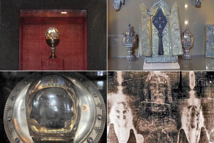 Библейские реликвии и их местонахождение