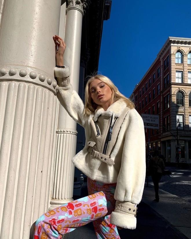 У Эльзы Хоск найдутся идеи модного аутфита на любой случай