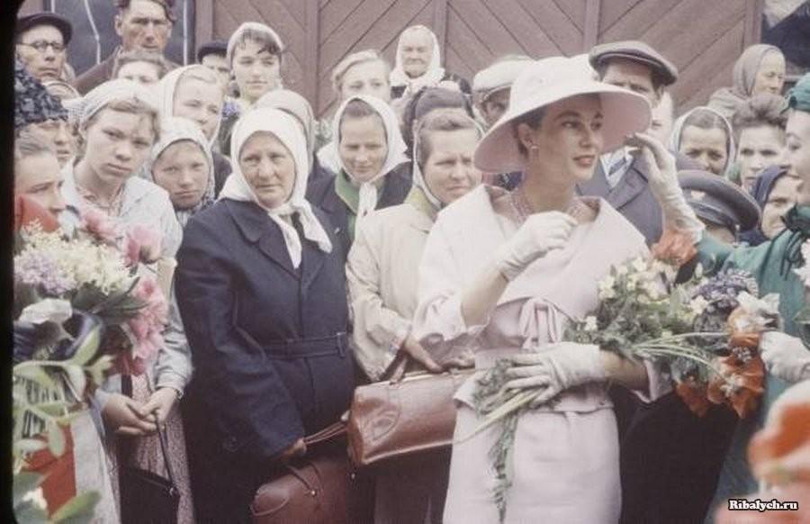 Интересные ретро фотографии времен СССР