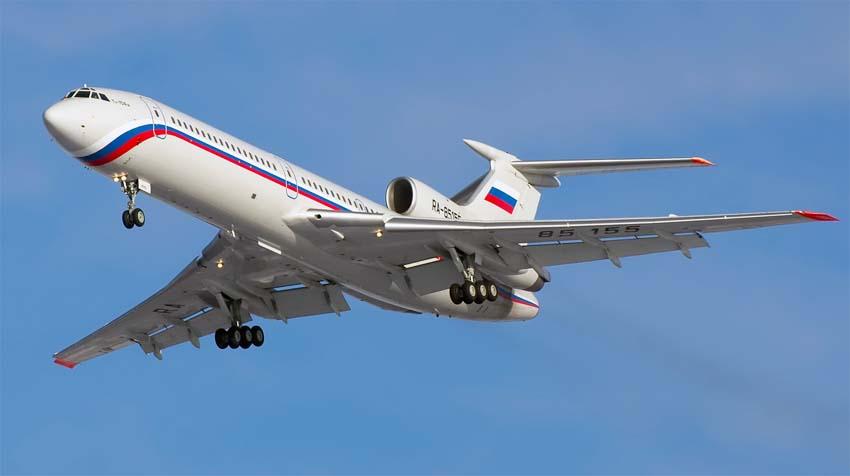 Ту-154 разбился после трёх капитальных ремонтов