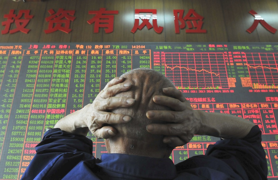 Мировую экономику лихорадит:…