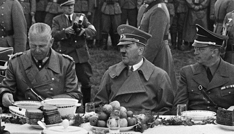 Гастрономические вкусы знаменитых диктаторов
