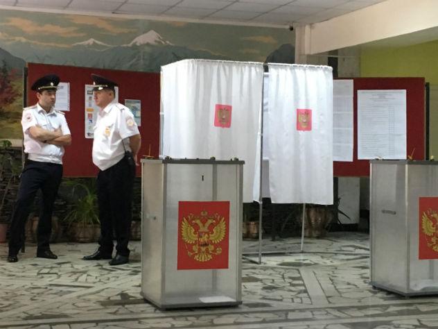 Украина запретила россиянам приходить на выборы президента РФ