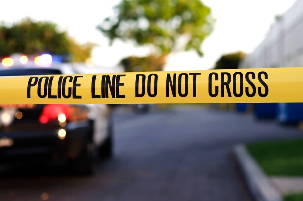 Большинство убийств в США происходит в нескольких округах страны