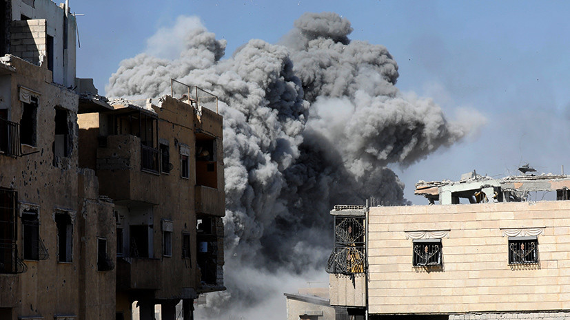 Последние новости Сирии. Сегодня 11 января 2019