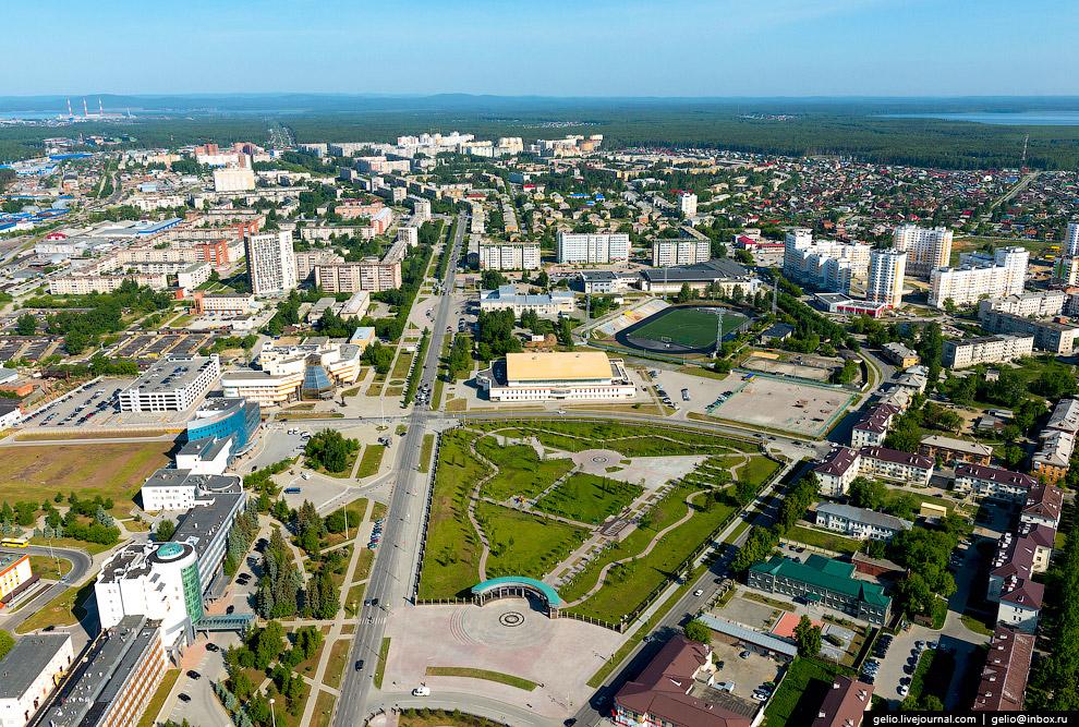 Медная столица Урала