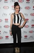 Певица Шер Ллойд побывала в «Haze Club», Лас-Вегас