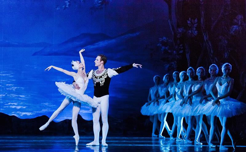 """На сцене РАМТ – """"Летние балетные сезоны"""""""