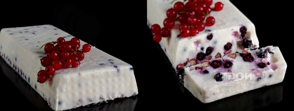 Как приготовить торт с ягодами