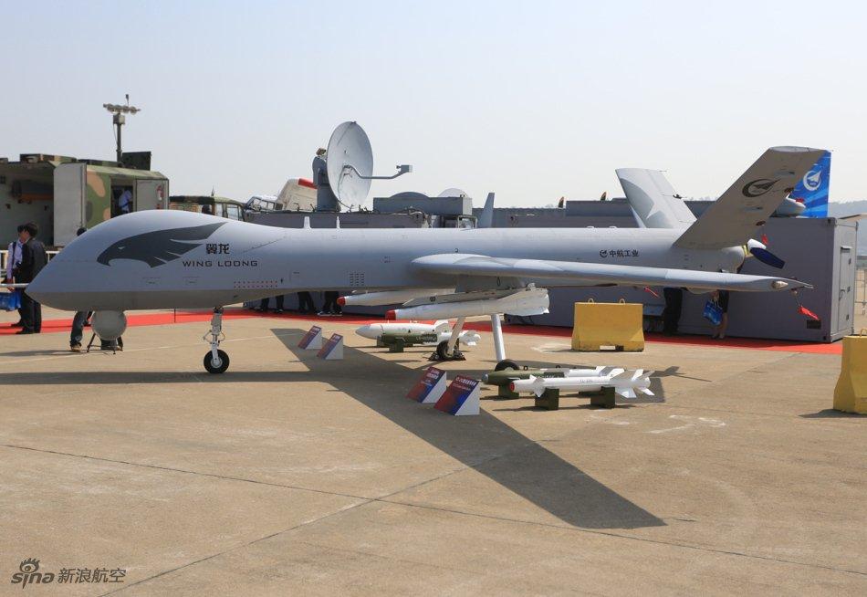 Индонезия закупает китайские беспилотные летательные аппараты Wing Loong I