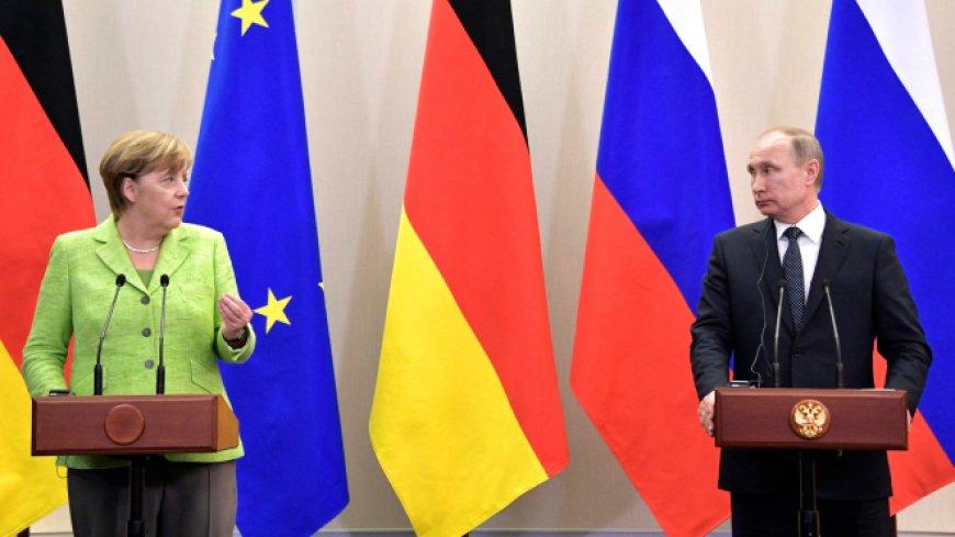 Обеспокоенность Меркель: канцлер Германии опасается передачи данных разведок Запада из Австрии в Россию