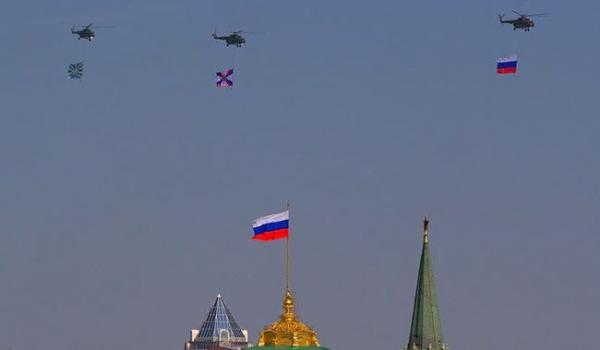 Авиапарада в Москве не будет: несмотря на выделенные 98 млн рублей, облака не разогнали