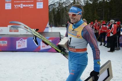 Устюгов стал вторым в шестой гонке многодневки «Тур де Ски»