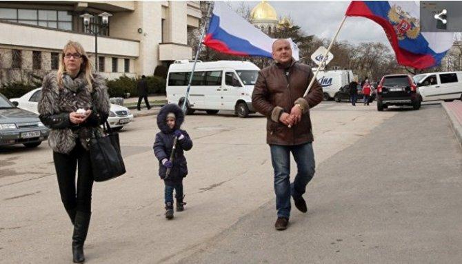 Член британского парламента призвал поддержать выбор крымчан на референдуме